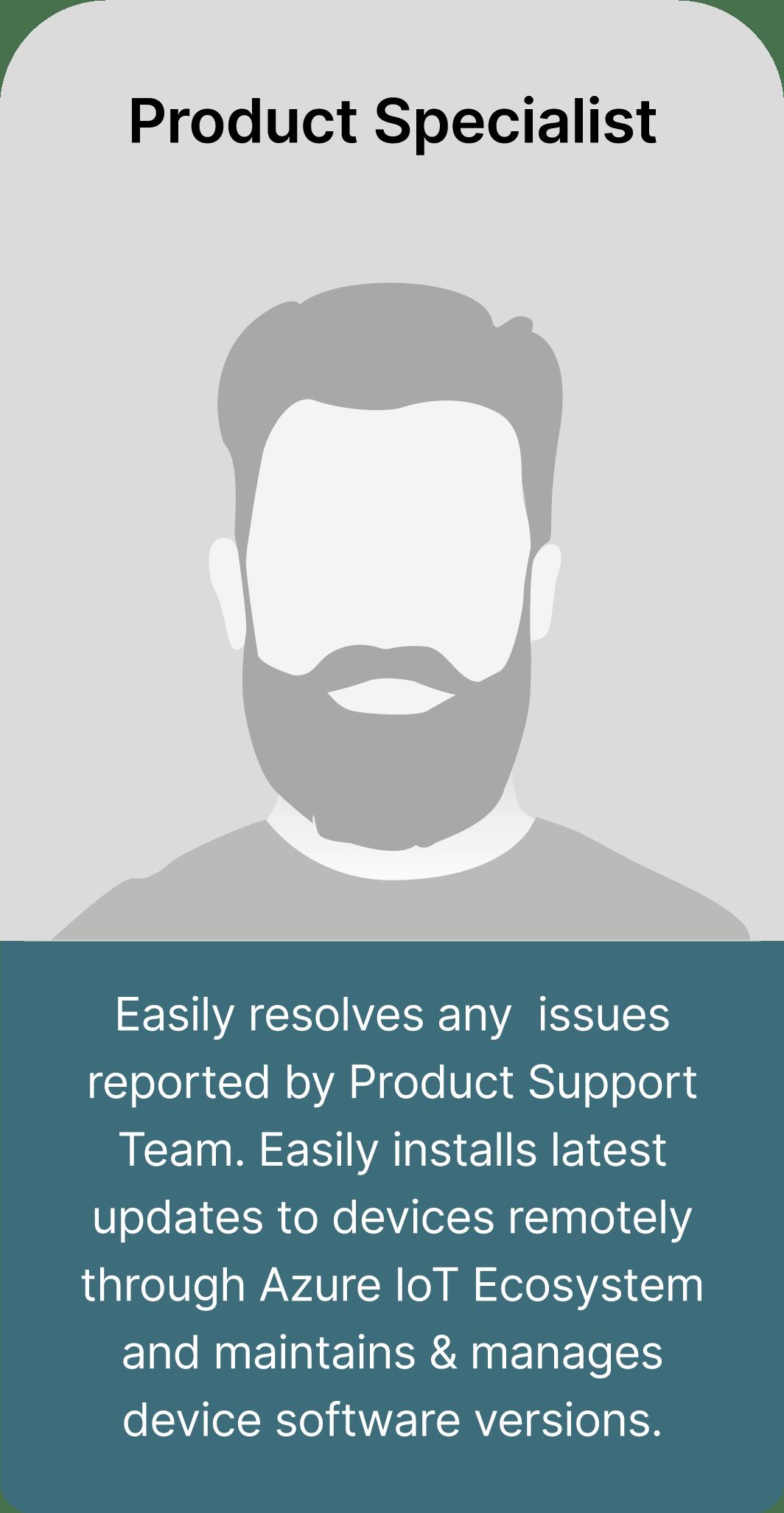 ProductSpecialist