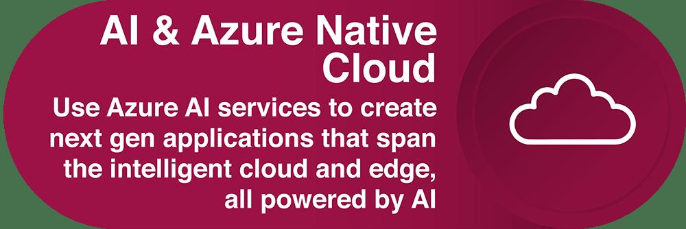 AI+AzureNativeCloud
