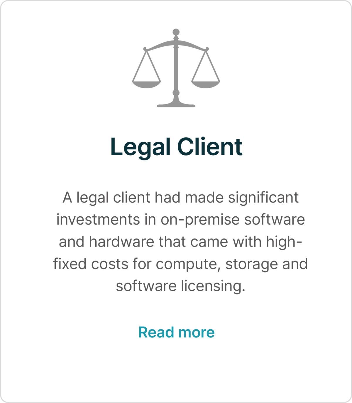Legal-Client