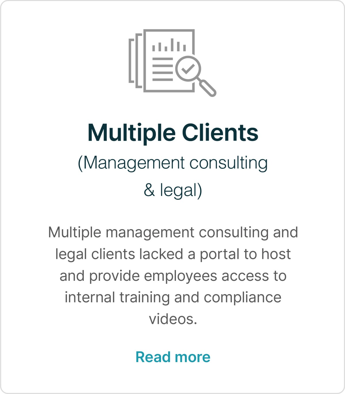 MultipleClients-ManagementConsulting-Legal