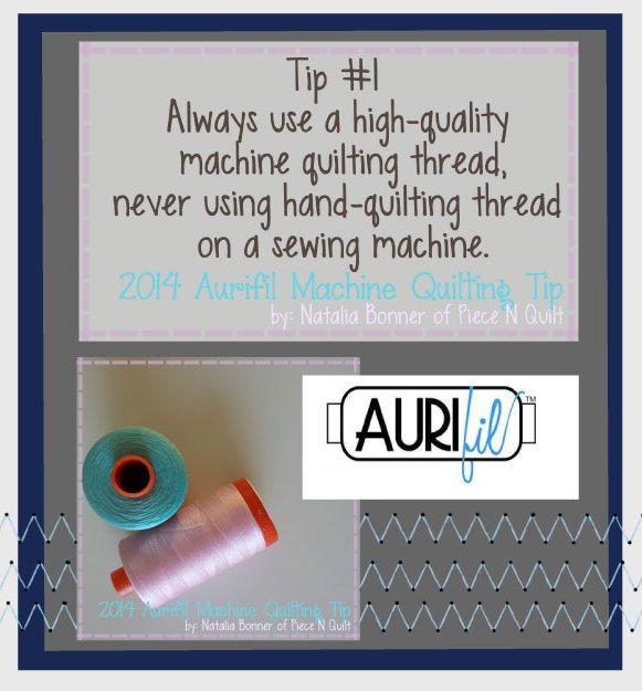 2014 aurifil jan machine quilting tip button
