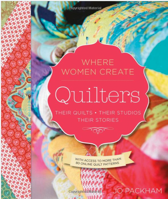 WWC Quilters book