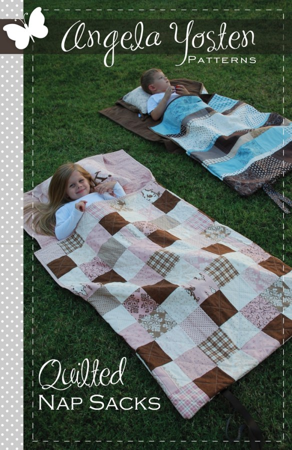 04 - Quilted Nap Sacks
