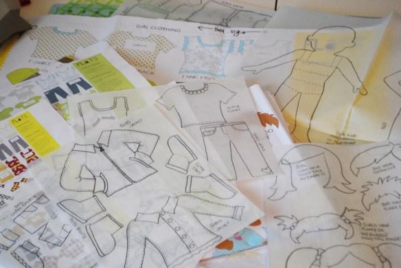 05 - flats drawings