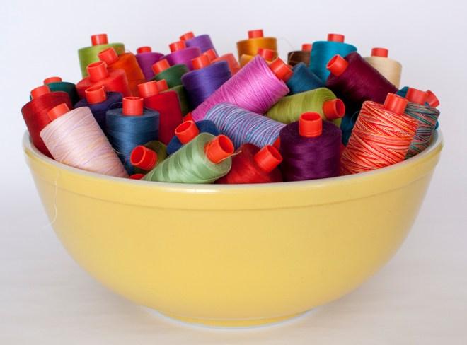 16 aurifil designer super bowl treats