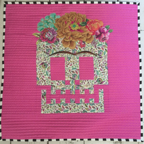 Pattern preview for Tula's upcoming new book with Angela Walters!
