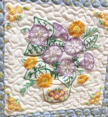 Embroidery by Darlene Zimmerman