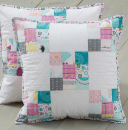 Nine Patch Pillows