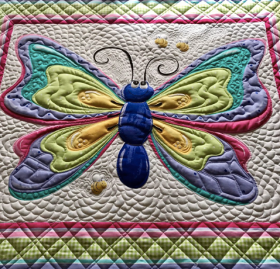 Flutter the Butterfly by Karen Miller