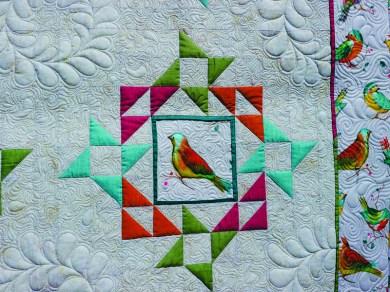 Closeup of Nesting by Kari Carr