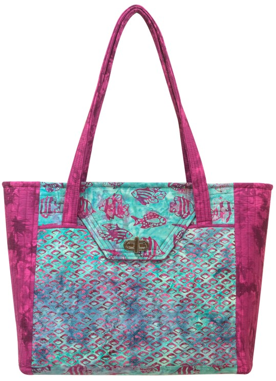 Portfolio Tote by Quilts Illustrated
