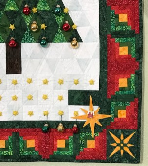 Christmas is Coming - Closeup, Margaret Willingham