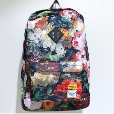 Hoffman x Herschel Supply Backpack - via @hoffmanfabrics