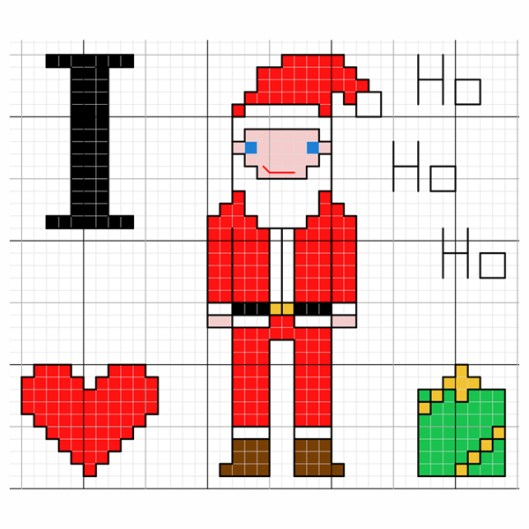 July 9 - I Heart Santa