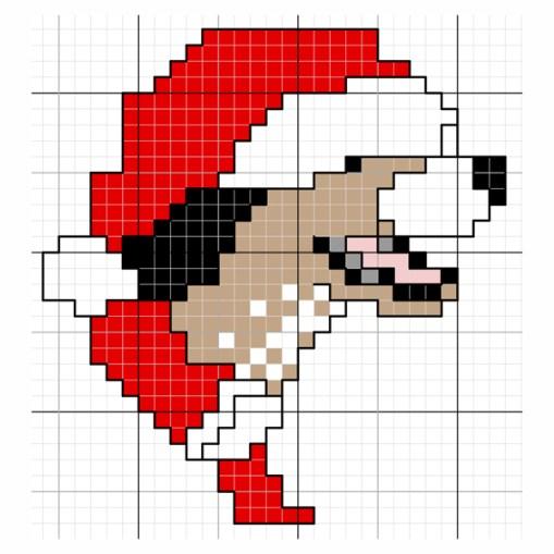 July 12 - Christmas Pup