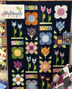 Nightingale -- Showcased at Spring Market 2019