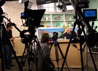 Jason On Set At F&W Media 1