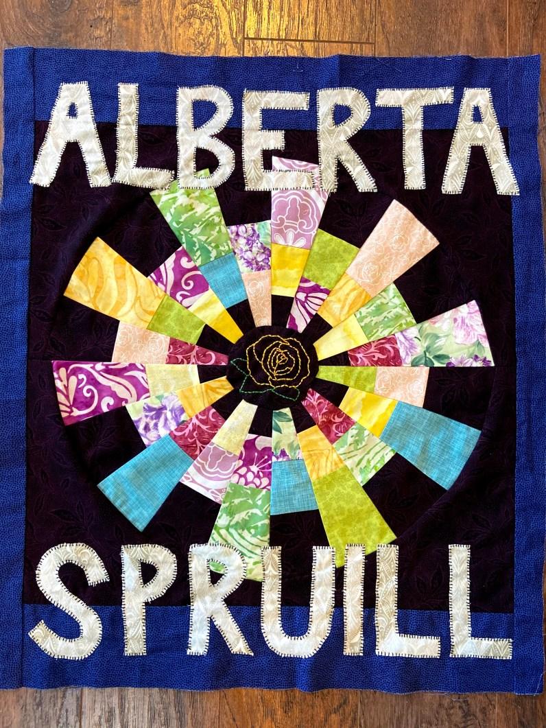 Alberta Spruill -- Learn More