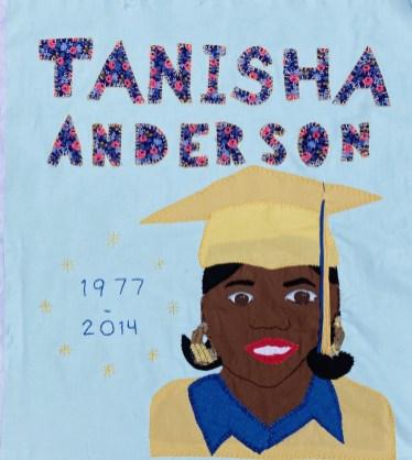 Tanisha Anderson by Leah Fesi || @lebo.ruth -- Learn More