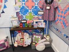 Front Yard fabrics by Sandra Clemons