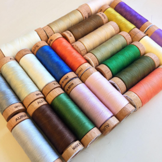 80wt Thread by Fat Quarter Shop