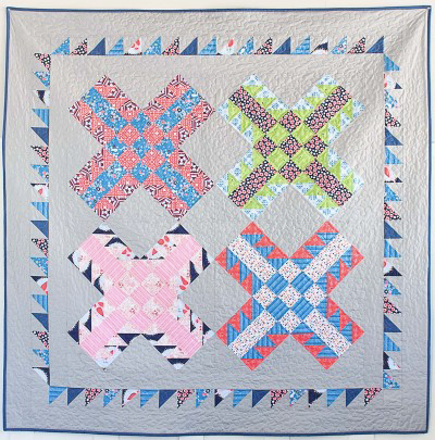 Flight Quilt by Sandra Clemons