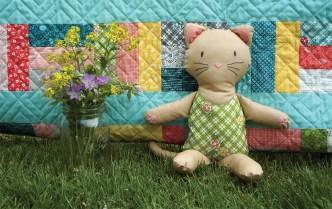 Cuddle Buddy by Kirstyn Cogan for Stash Books