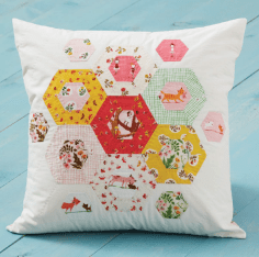 All About Hexi from Weekend Quilting by Jemima Flendt