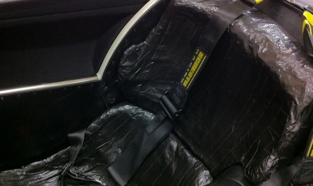 How To Make A Foam Seat