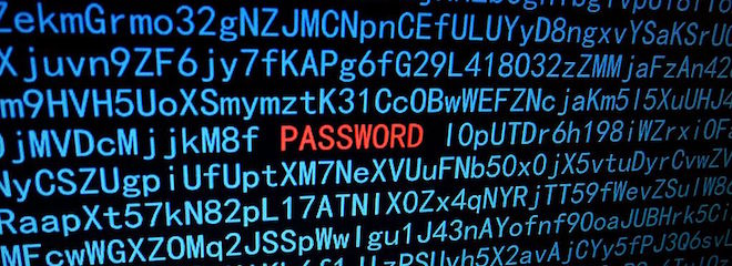 Hacking Password
