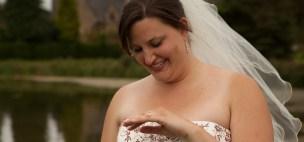 Lorna looking at Ring