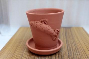 Fish Planter