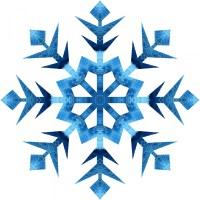 cute-blue-snowflake