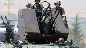Fuerzas Armadas Libanesas Foto: Samer Kassis Wikipemedia CC0