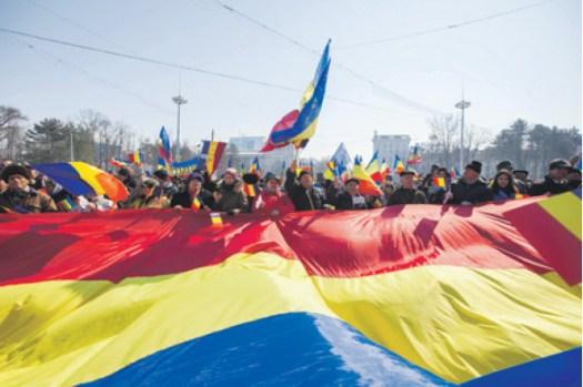 Объединение Молдавии с Румынией чревато последствиями для всей Европы