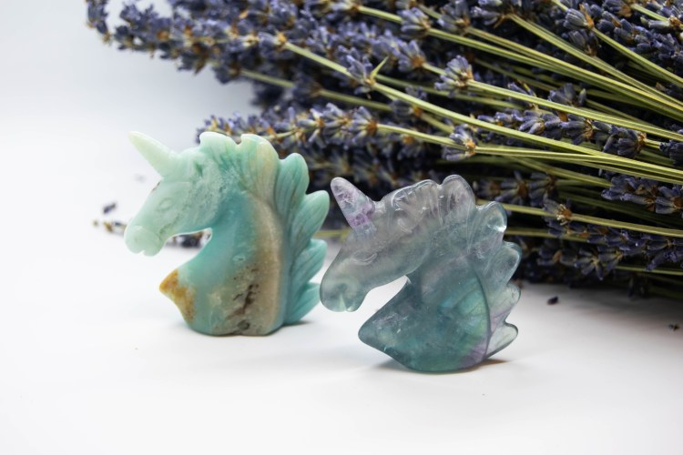 Stunning Crystal Unicorns