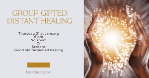 Group Gifted Distant Healing