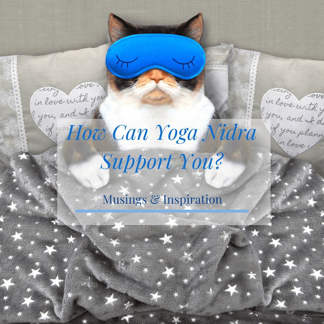 How Can Yoga Nidra Support You?