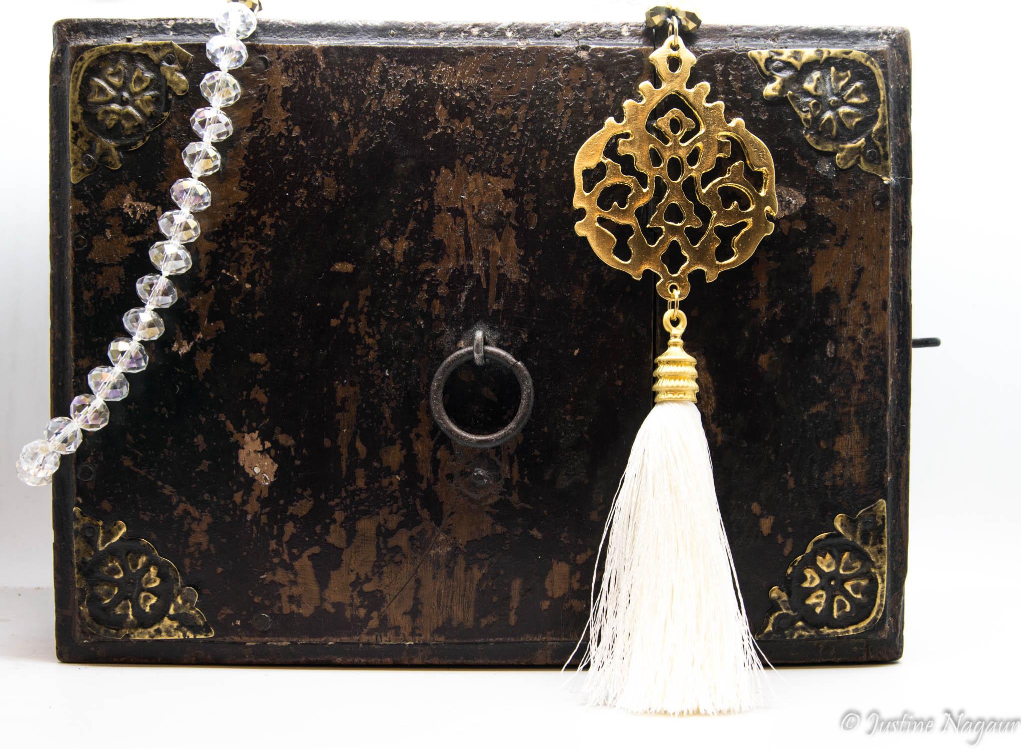 Crystal Glamour – Custom Bespoke Order