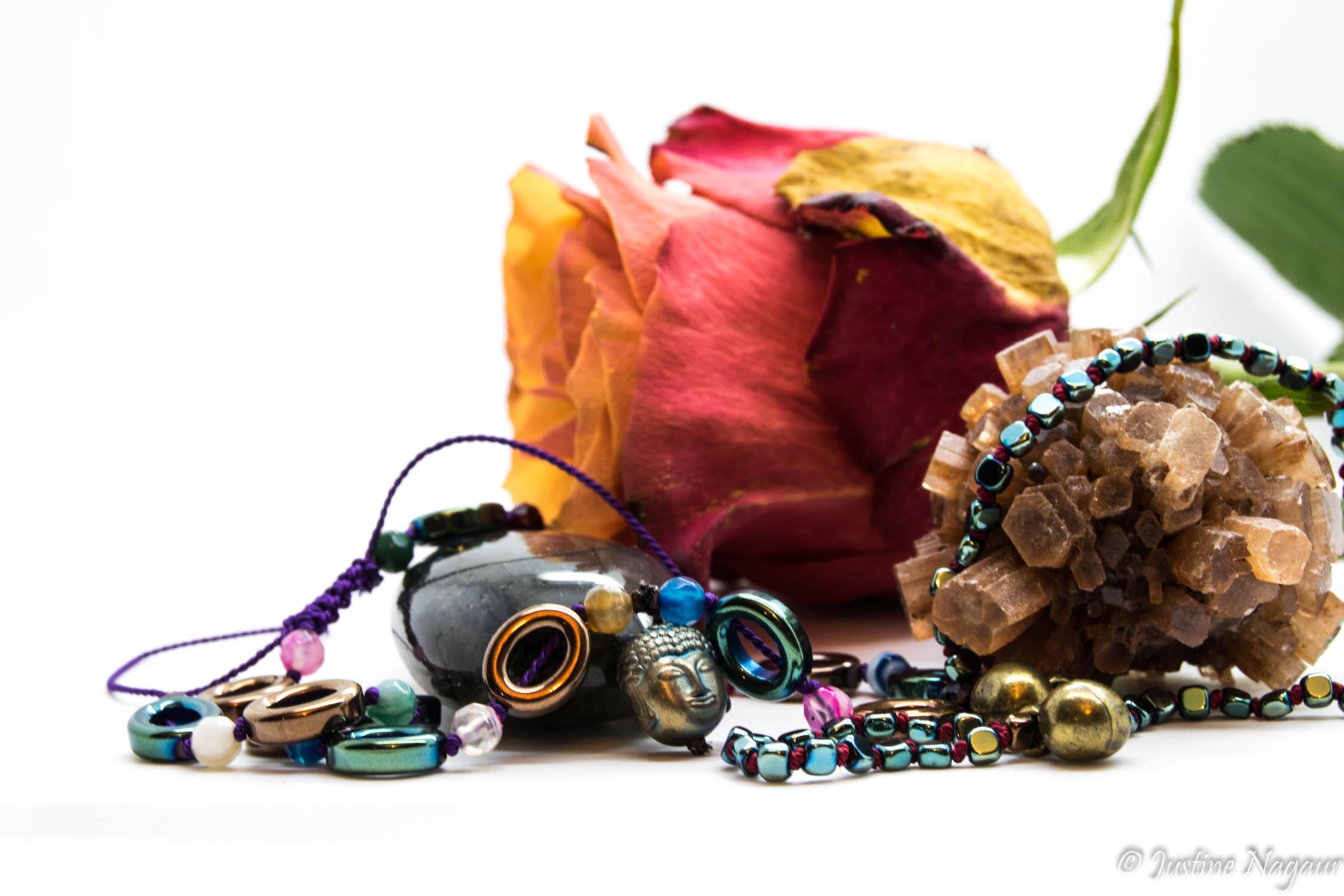 Grounding Boho Anklets – Root Chakra – Custom Bespoke Order