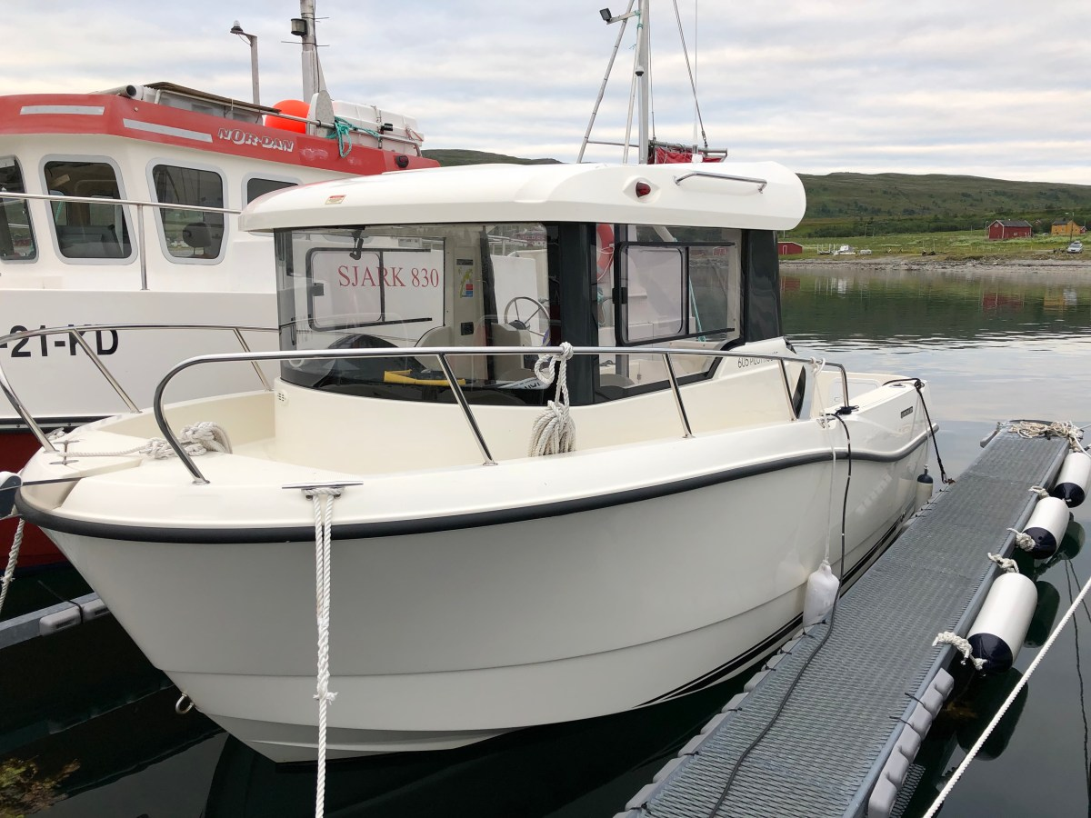 Rent A Boat Aurora Glamping
