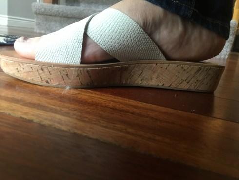 Dolce Vita Criss Cross Slide Sandal