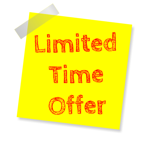Limited Time - Pixabay
