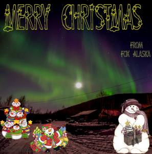 Merry Christmas from Fox AK