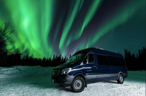 Aurora Chasers tour