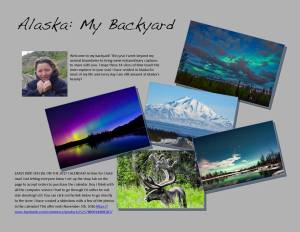 Check out Alaska: my Backyard Calendars by PicAx Photography