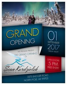 Sean K Grand Opening