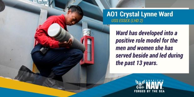 AO1 Crystal Lynne Ward