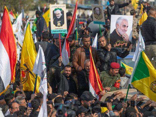 La politica USA contro l'Iran: Culmine della disperazione