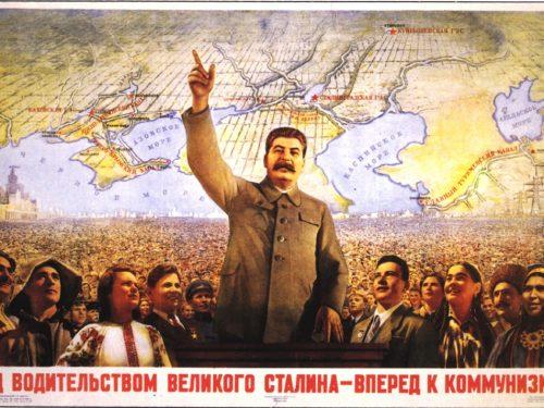 """""""Non c'è la repressione sulla coscienza di Stalin!"""""""